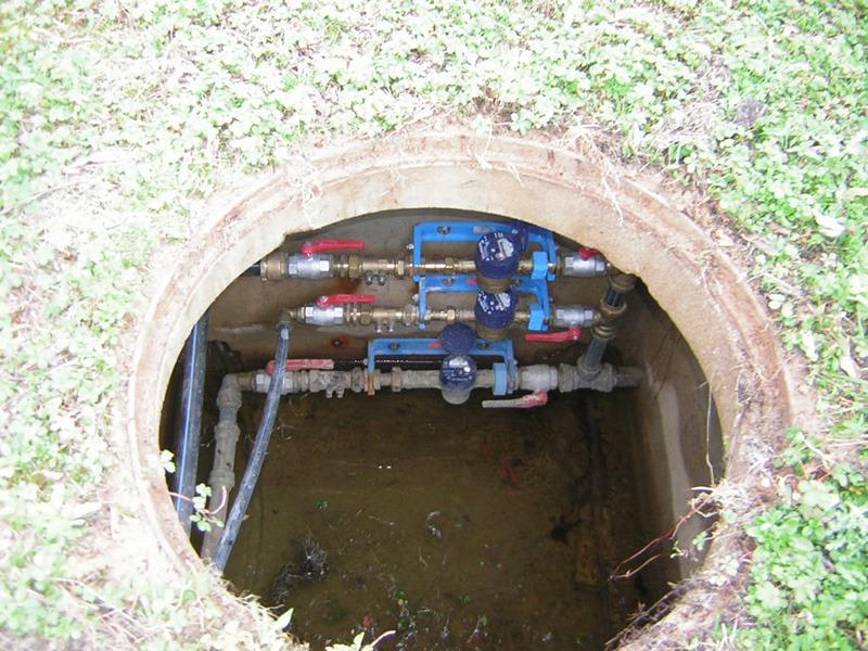 fuites de canalisation